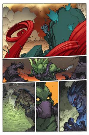 Inhuman #3 page 15