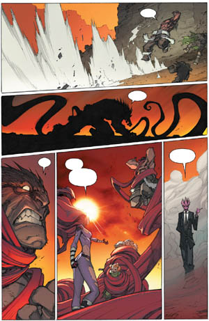 Inhuman #3 page 18 (Color)