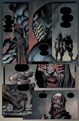 Savage Wolverine issue #7 page 11 (Color)