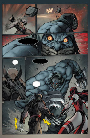 Savage Wolverine issue #7 page 12