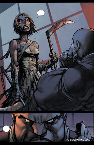 Savage Wolverine issue #7 page 20