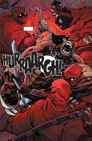 Savage Wolverine issue #7 page 5