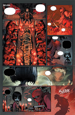 Savage Wolverine issue #7 page 8 (Color)