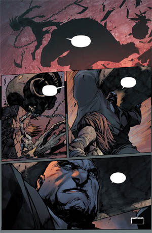 Savage Wolverine issue #8 page 11 (Color)