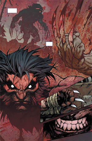 Savage Wolverine issue #8 page 7 (Color)