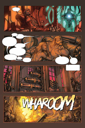 Ultimates 3 #2 page 10