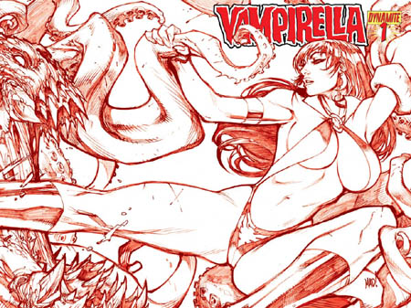Vampirella #1 2010 series covers (Other)