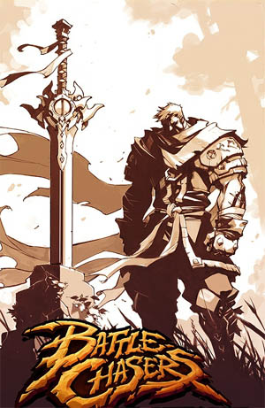 Battle Chasers Anthology TP 2019 cover