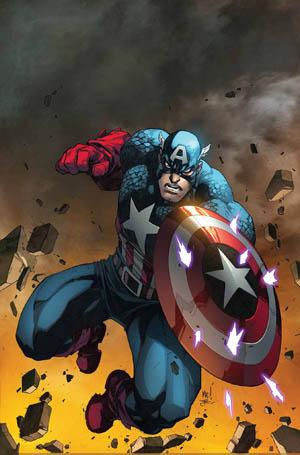 Captain America Steve Rogers #3 cover