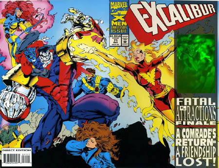 Excalibur #71 connected cover (CoverA)
