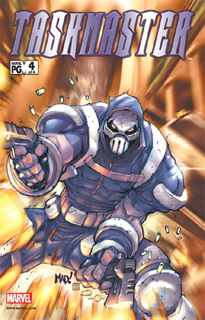 Taskmaster 2002 #4 cover (Color)