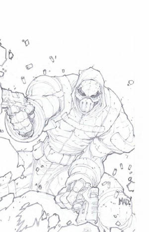 Taskmaster 2002 #4 cover (Pencil)