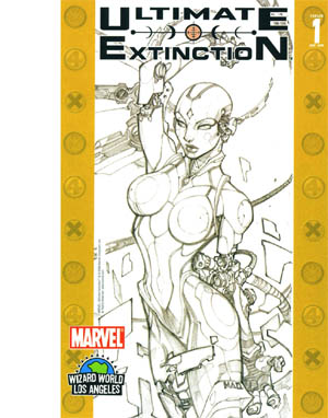 Ultimate Extinction Vol #1 issue #1