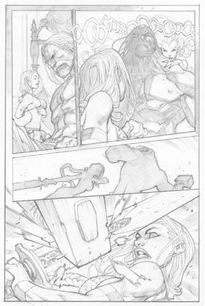 Ultimates 3 Vol3 #2 page 14 (Pencil)