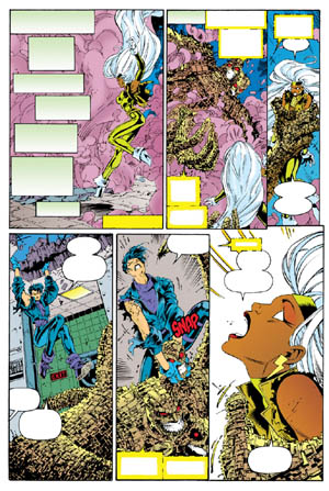 Uncanny X-Men #312 page 12 (Color)