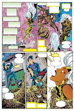 Uncanny X-Men #312 page 12