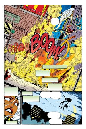 Uncanny X-Men #312 page 16