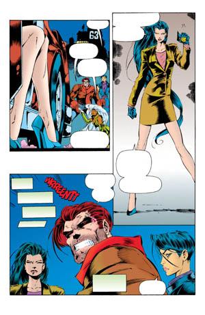 Uncanny X-Men #312 page 18