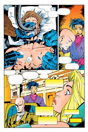 Uncanny X-Men #312 page 22