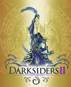 Vigil games farewell Darksiders2 art