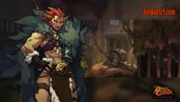 Battle Chasers NightWar: steam card wallpaper Beastmaster Raha
