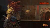 Battle Chasers NightWar: steam card wallpaper arena master Lyko
