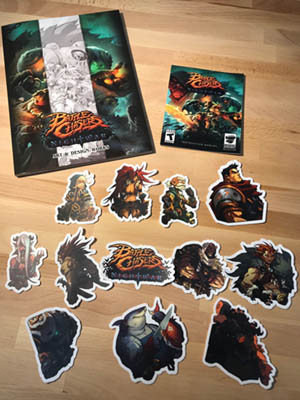 battle chasers nightwar kickstarter update 47