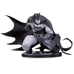 DC Collectibles Mad Batman black and white official pic