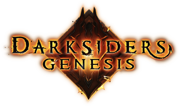 Darksiders Genesis LOGO by Billy Garretsen