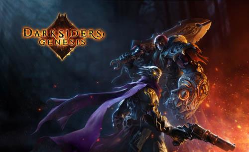 Darksiders Genesis CG key art