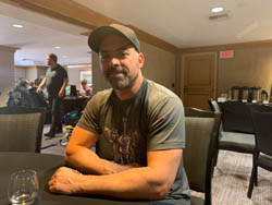 Joe Madureira at E3 2019 final day