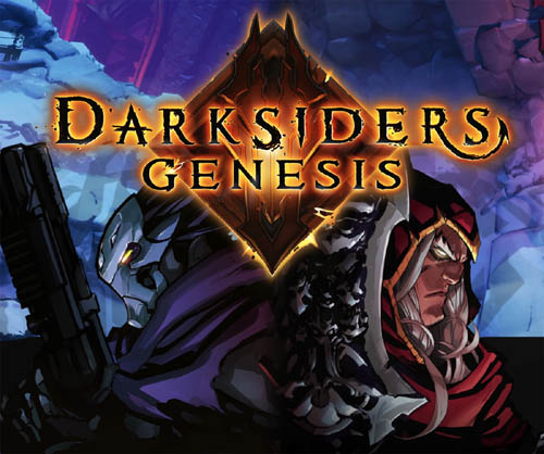Darksiders Genesis in game strife and war portraits mok-up by ulkhror