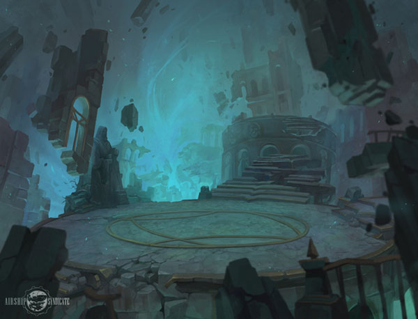 Ruined King A League of Legends story Shadow Isles concept